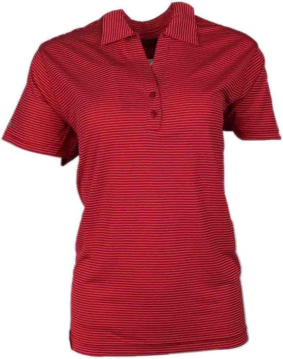 Two Color Stripe Polo