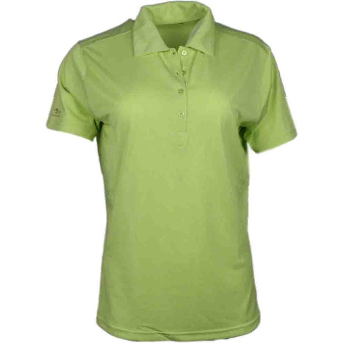 Solid Heather Polo