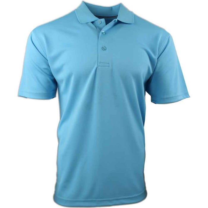 Cool Swing Solid Pique Polo