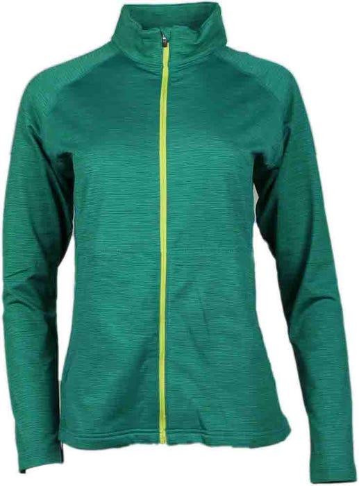 Print Textured Layering Jacket
