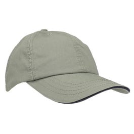 Sandwich Bill Washed Twill Cap