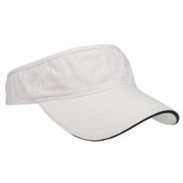 Sandwich Washed Twill Visor