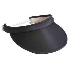 Coil Back Eyeshade Visor
