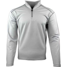 Page & Tuttle Quarter Zip Contrast Stitch