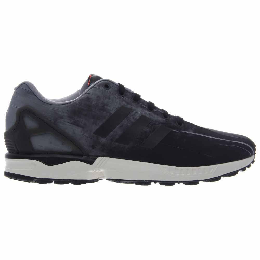 Adidas ZX Flux Grey - Mens  - Size 4