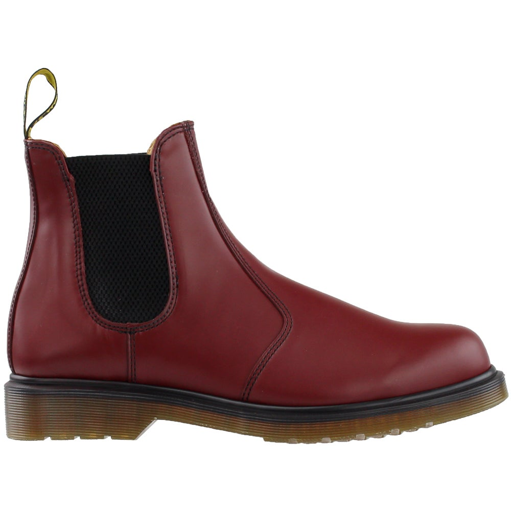 Dr. Martens 2976 Chelsea Boots Casual Shoes Red- Mens- Size 12 D