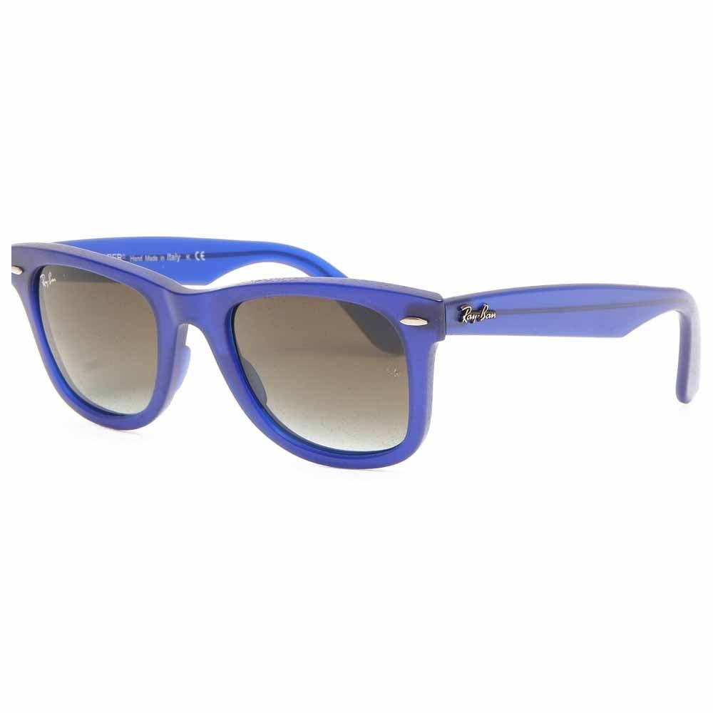 Ray Ban Original Wayfarer 50mm (Medium) Blue - Mens - Size