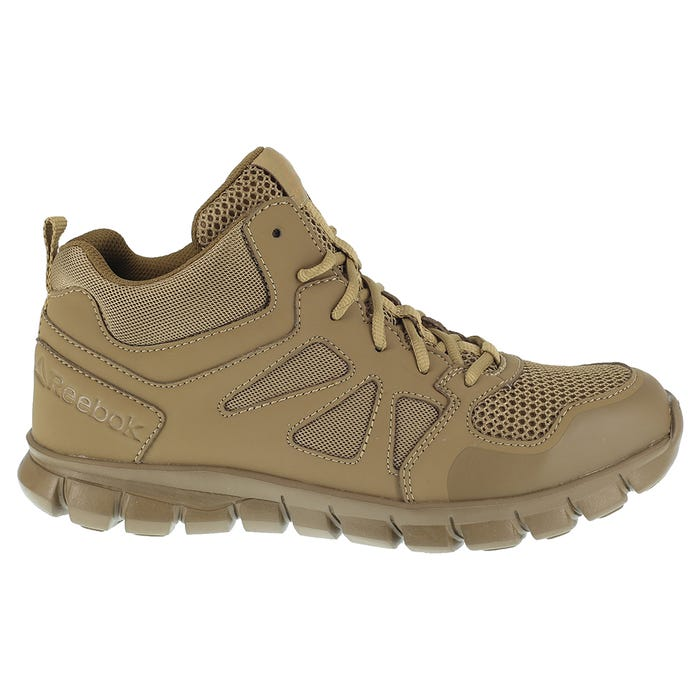 5aa63db20464b1 Reebok Work Sublite Cushion Tactical Mid Soft Toe Mens  79.95 ...