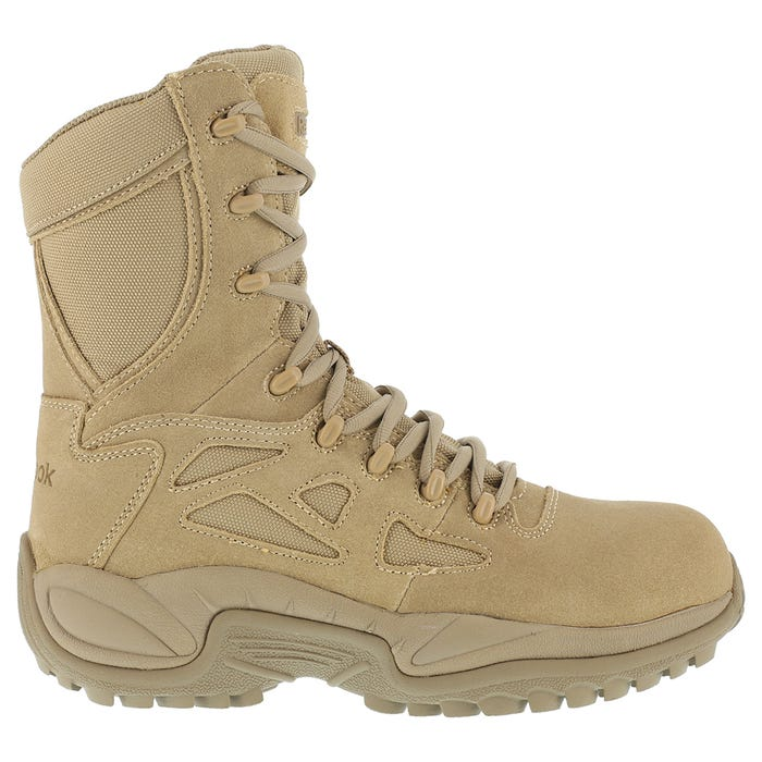 Rap Resp RB Men's Stealth 8in Cmp Toe Side Zip
