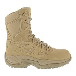 Rap Resp RB Wmn's Stealth 8in Side Zip Cmp Toe