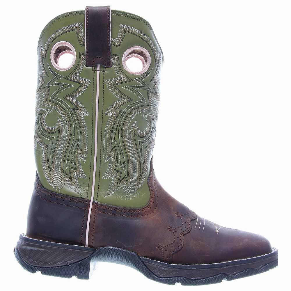 Lady Rebel™ by Durango® Women/'s Twilight n/' Lace Saddle Western Boot
