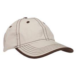 Contrast Stitch Cap