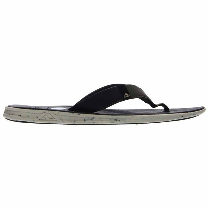 b2535909927f Reef Slammed Rover Black Sandals and get free shipping on orders ...