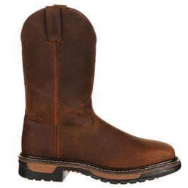 Original Ride Steel Toe Western Boot