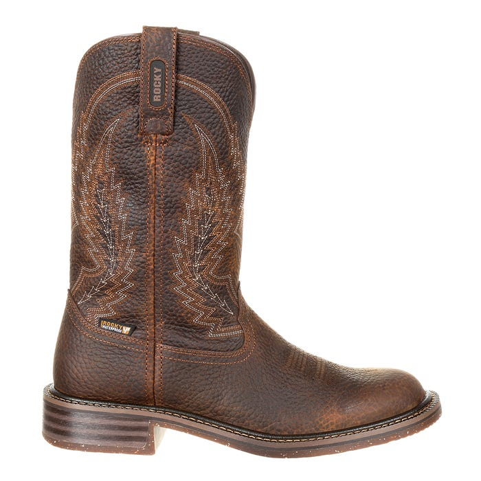 Riverbend WP Western Boot