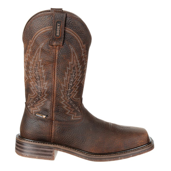 Riverbend Composite Toe WP Western Boot