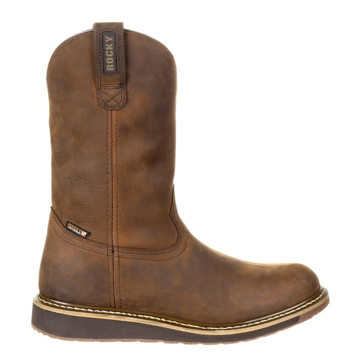 Cody WP Pull-on Western Boot