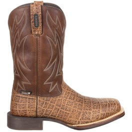 Dakota Ridge Steel Toe Waterproof Pull-on Western Boot
