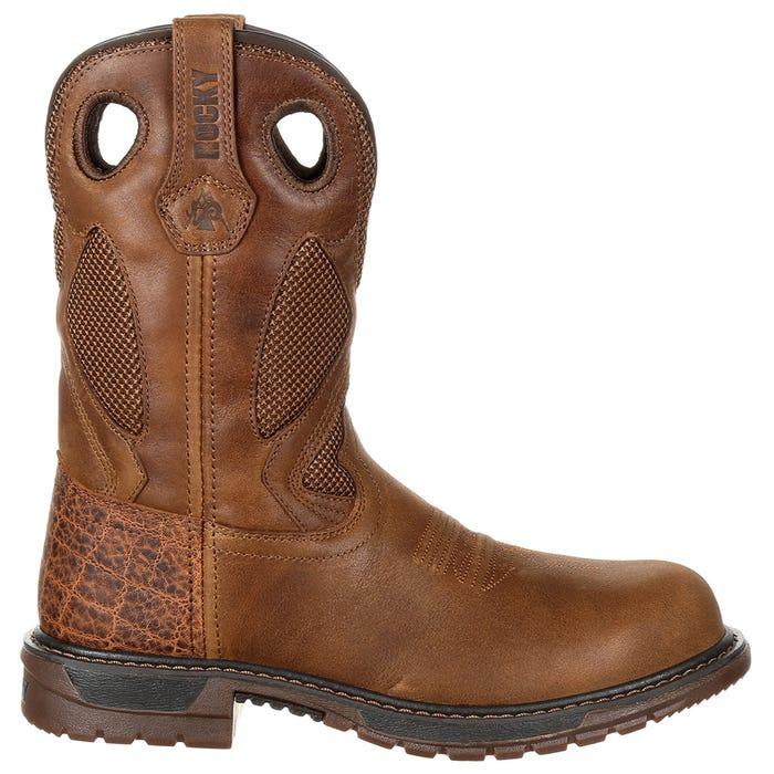 Original Ride Flx Composite Toe Western Boot