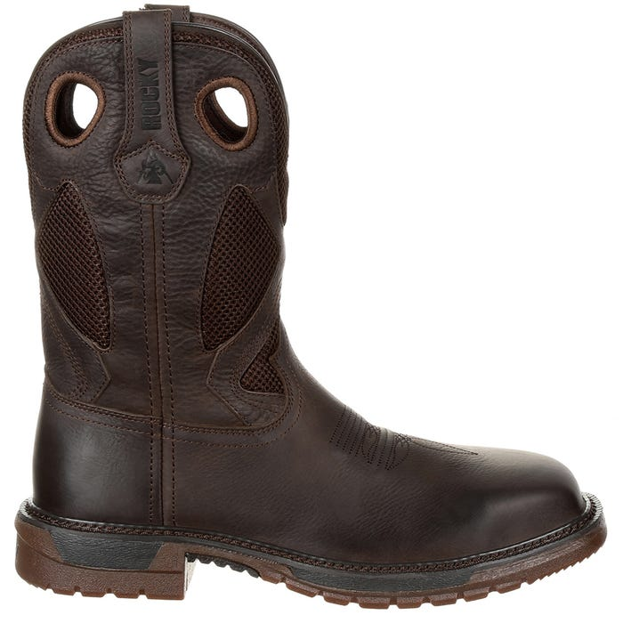 Original Ride Flx Composite Toe Western Boot
