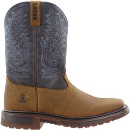 Big Kids Ride Flex 8 Inch Western Boot