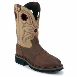 Sienna Grizzly 3R Western Work