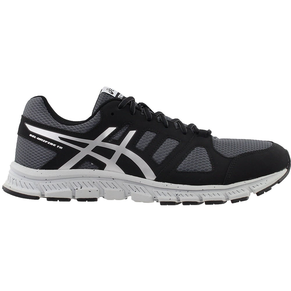 ASICS GEL Unifire Tr 3 Black, Grey Mens Lace Up Athletic