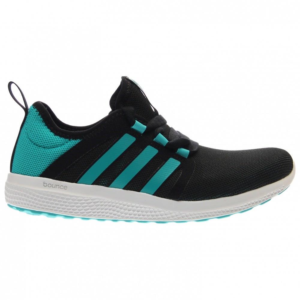 adidas ClimaCool Fresh Bounce Black - Womens  - Size 7