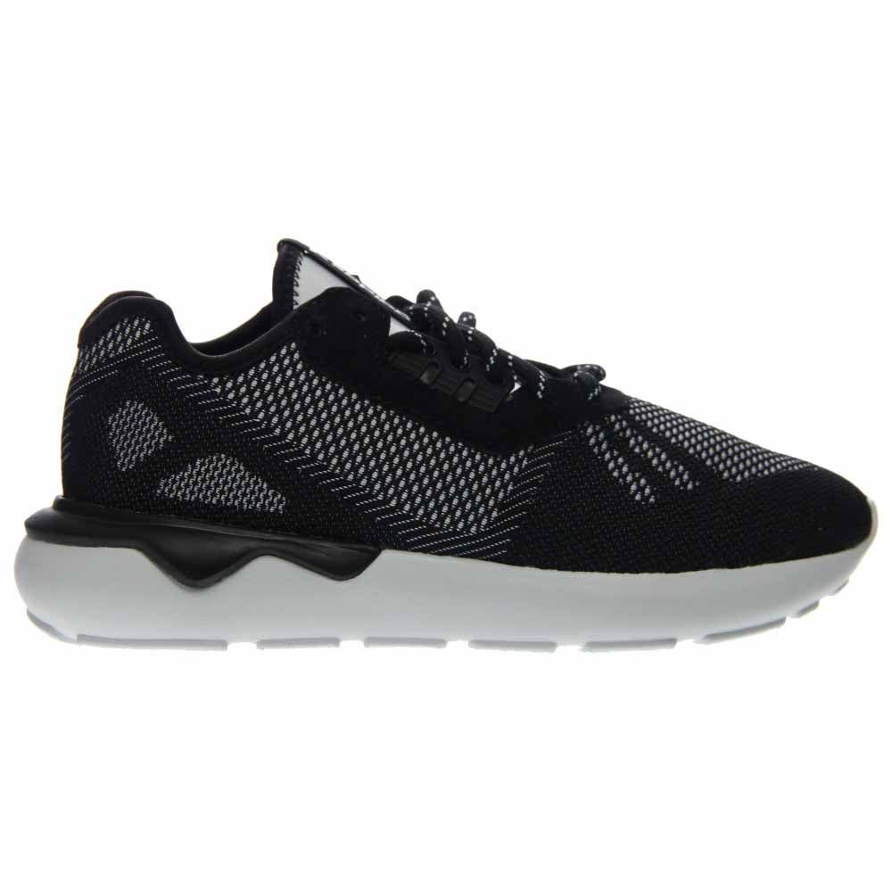 17942351bffe2b Details about adidas Tubular Runner Weave Running Shoes - Black - Mens