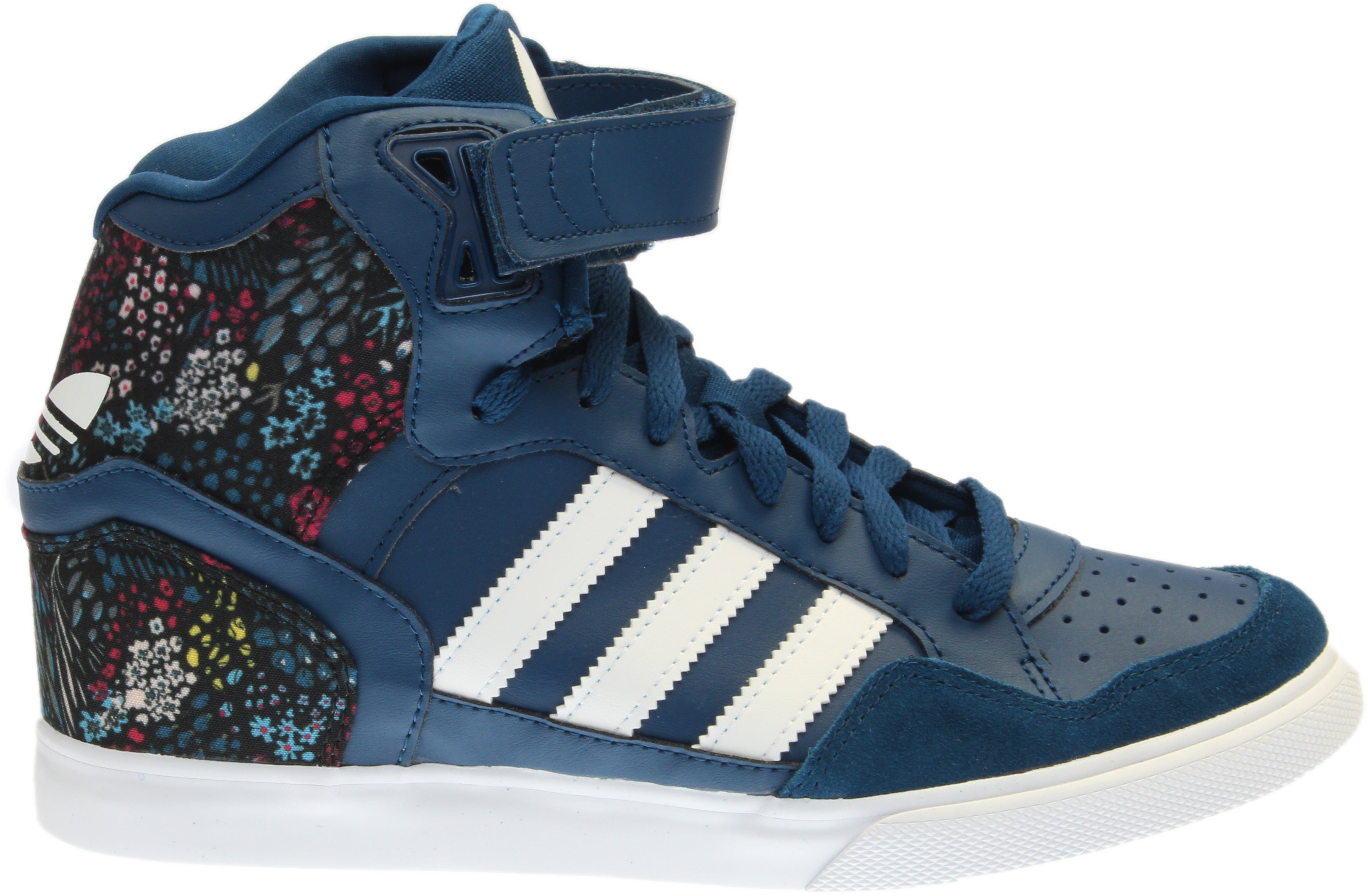 adidas Extaball Up Blue - Womens  - Size 6