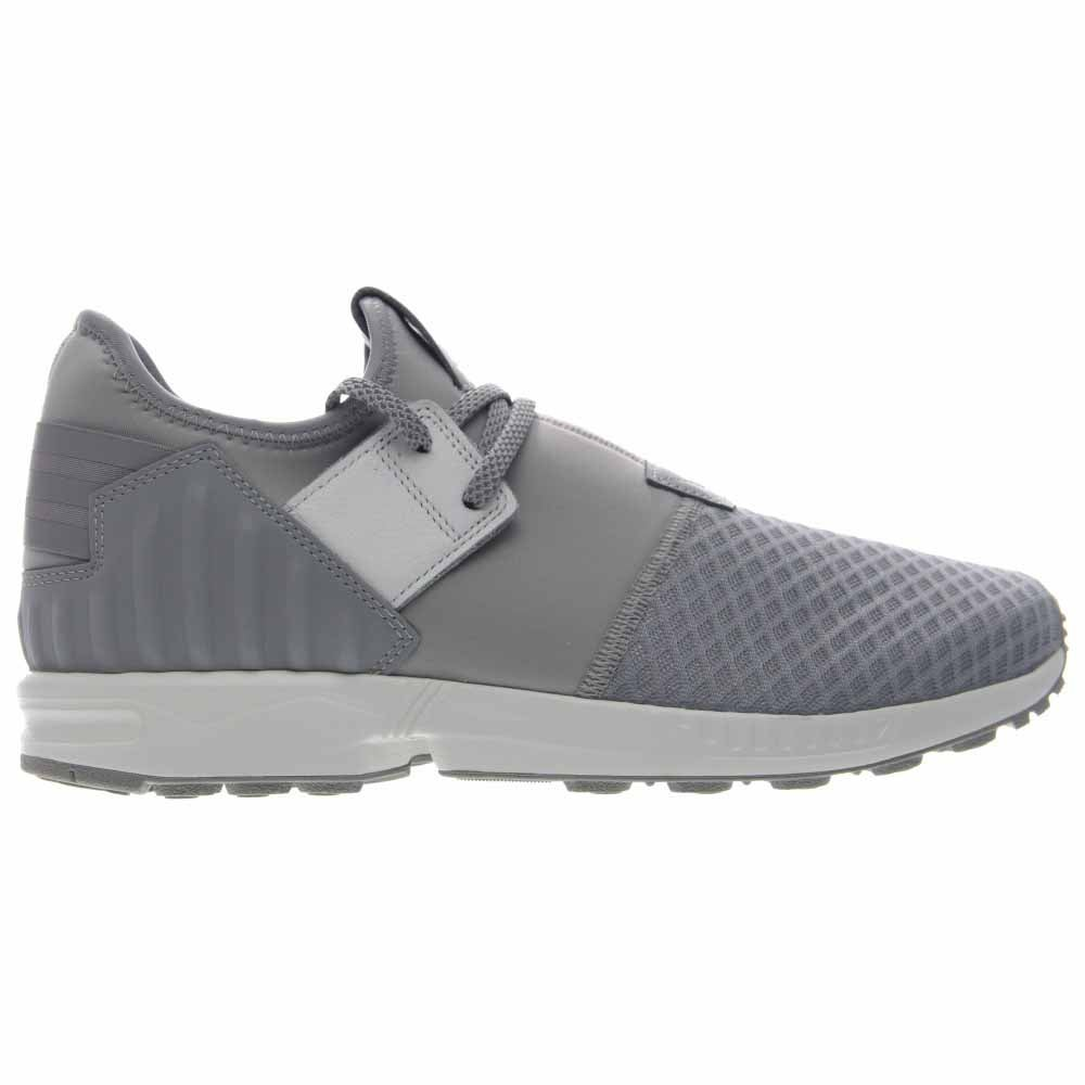 dbf439026 Details about adidas Zx Flux Plus Running Shoes - Grey - Mens