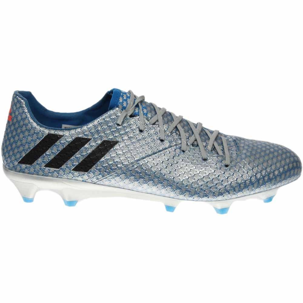 28d819032d334 adidas Messi 16.1 Fg Soccer Cleats - Silver - Mens