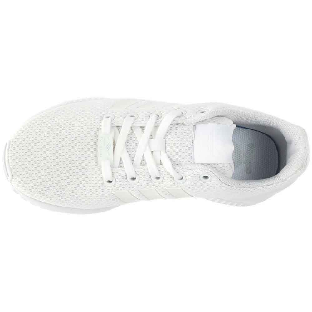 adidas ZX Flux Running Shoes Boys White