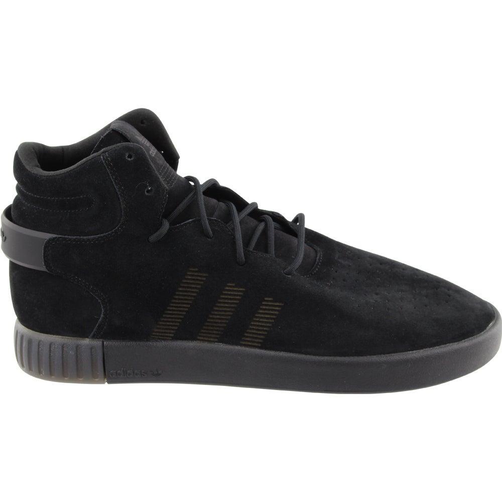d23157f058e3b Details about adidas Tubular Invader Basketball Shoes - Black - Mens