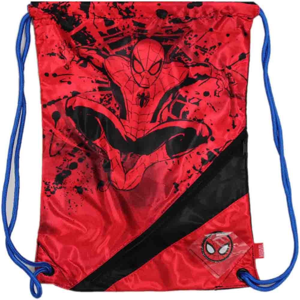 Marvel Spiderman Sack Pack Blue;Red - Mens  - Size