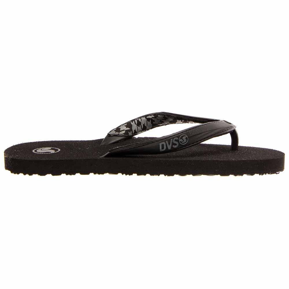 2d1240c4a Details about DVS Peso Sandals - Black - Mens