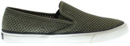 Seaside Perforated Leather
