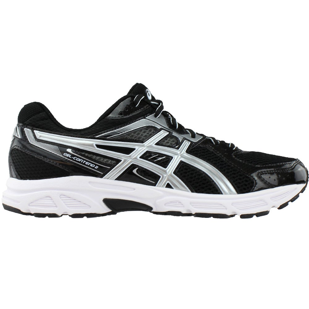 a662c32d2561 Details about ASICS GEL-Contend 2 Running Shoes - Black - Mens