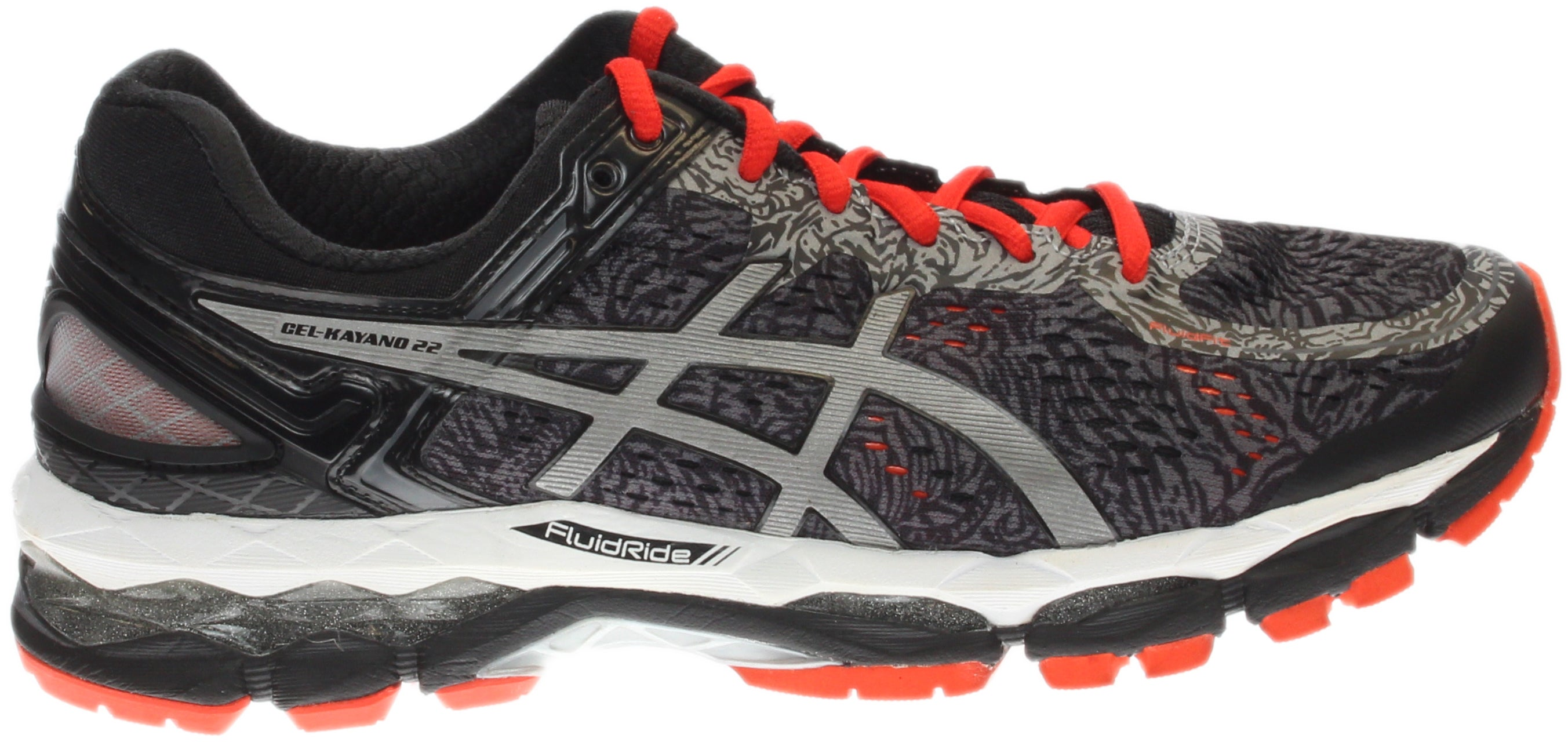 ASICS Gel - Kayano 22 Lite-Show Grey - Mens  - Size 7.5