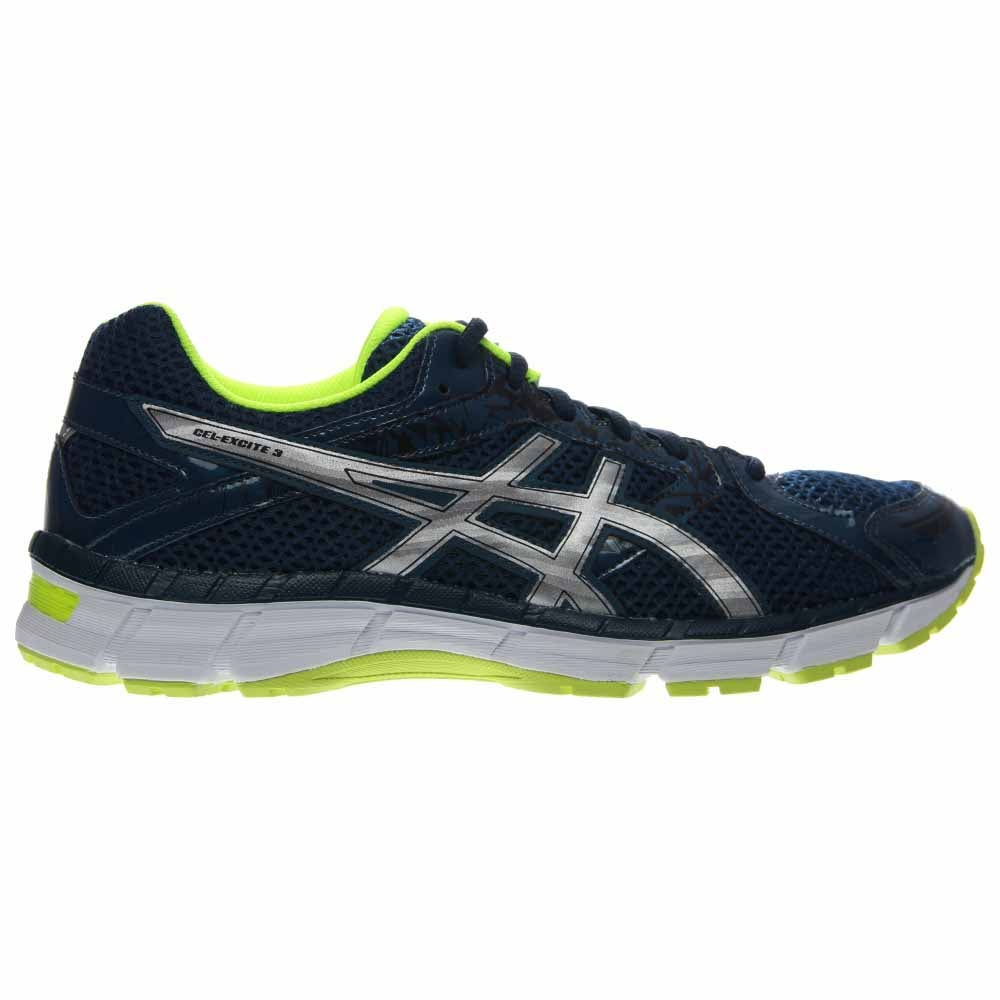 6dc3fa11249b Details about ASICS GEL-Excite 3 Running Shoes - Blue - Mens