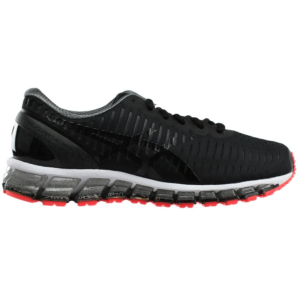a8667244ed5 Details about ASICS GEL-Quantum 360 Running Shoes - Black - Womens