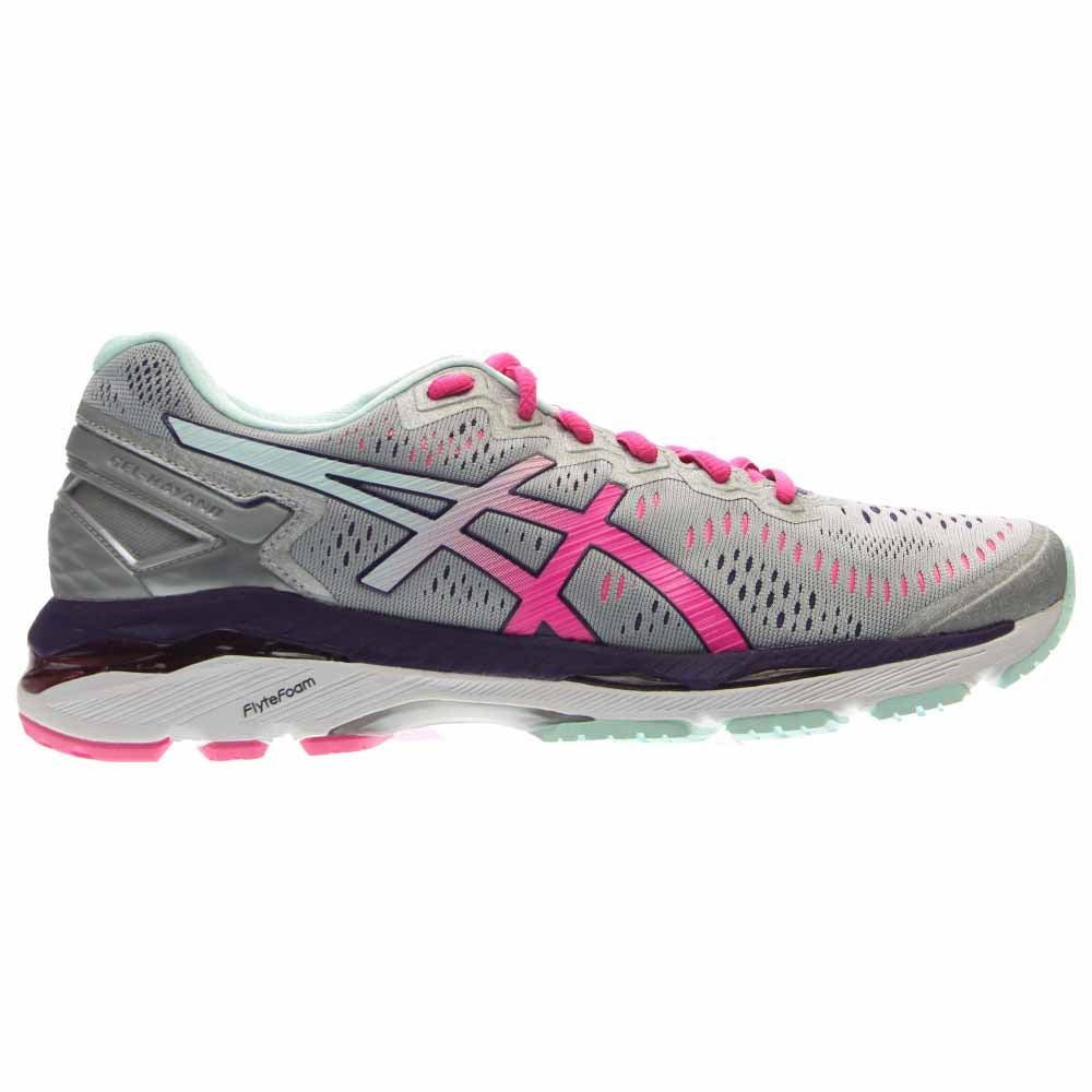 meet fea05 aefb4 Details about ASICS GEL-Kayano 23 Running Shoes - Beige - Womens
