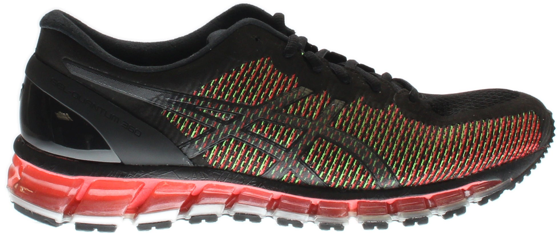 Details about ASICS GEL-Quantum 360 CM Running Shoes - Black - Mens 0ab0df670131e