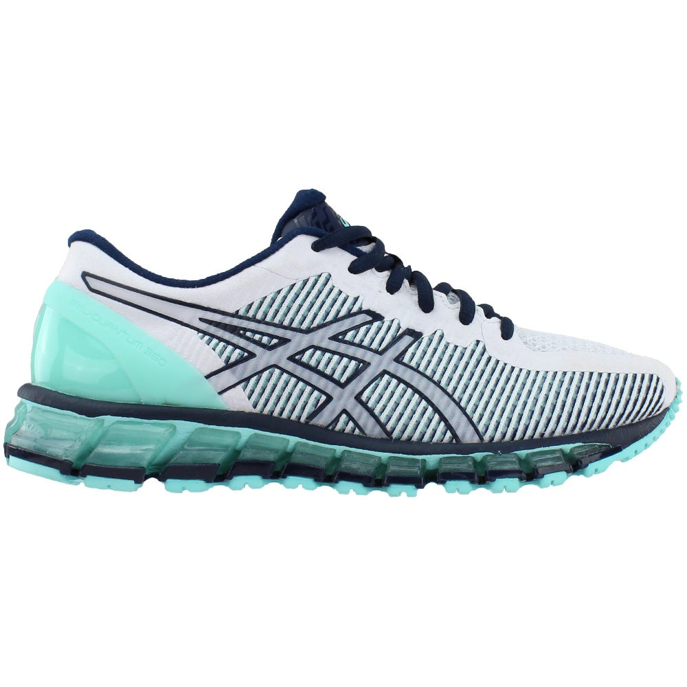 asics trainers women size 5