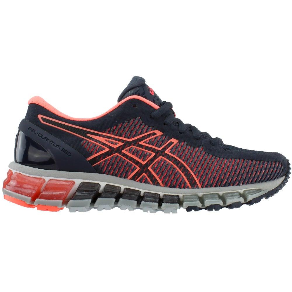 size 40 77cc7 bc29d Details about ASICS Gel-Quantum 360 CM Running Shoes Navy - Womens - Size 5  B