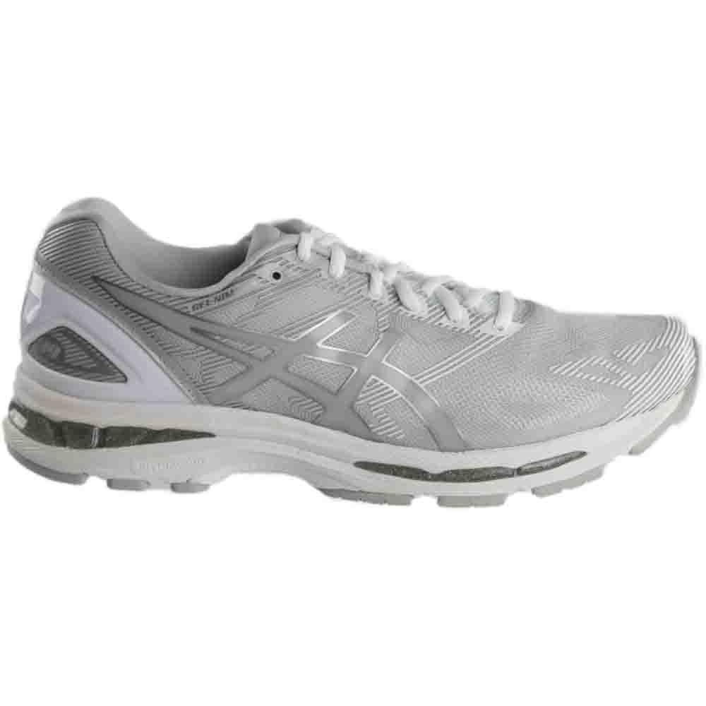 wholesale dealer 22394 600b0 Details about ASICS Gel-Nimbus 19 Athletic Running Neutral Shoes - White -  Mens