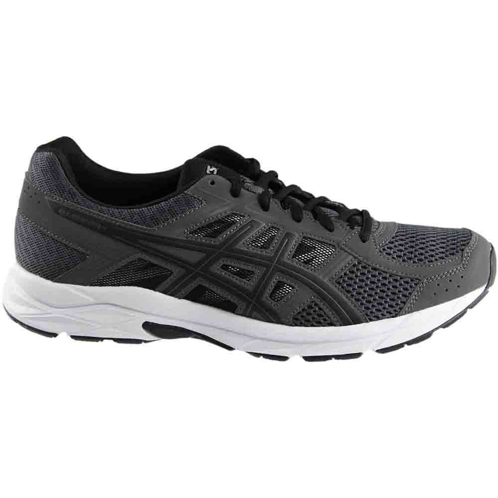 official photos 449f4 12bb1 Details about ASICS GEL-Contend 4 Athletic Running Neutral Shoes - Grey -  Mens
