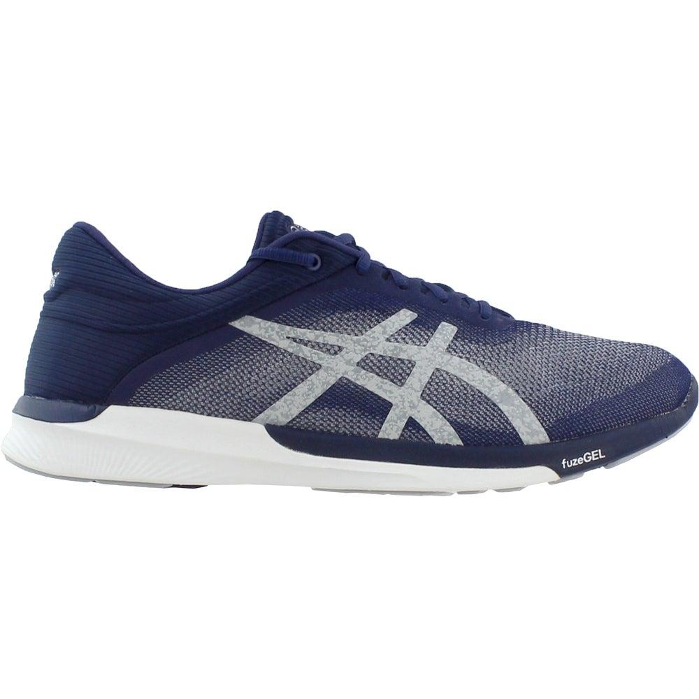 cd595a3f3945 ASICS FuzeX Rush Running Shoes - Blue - Mens