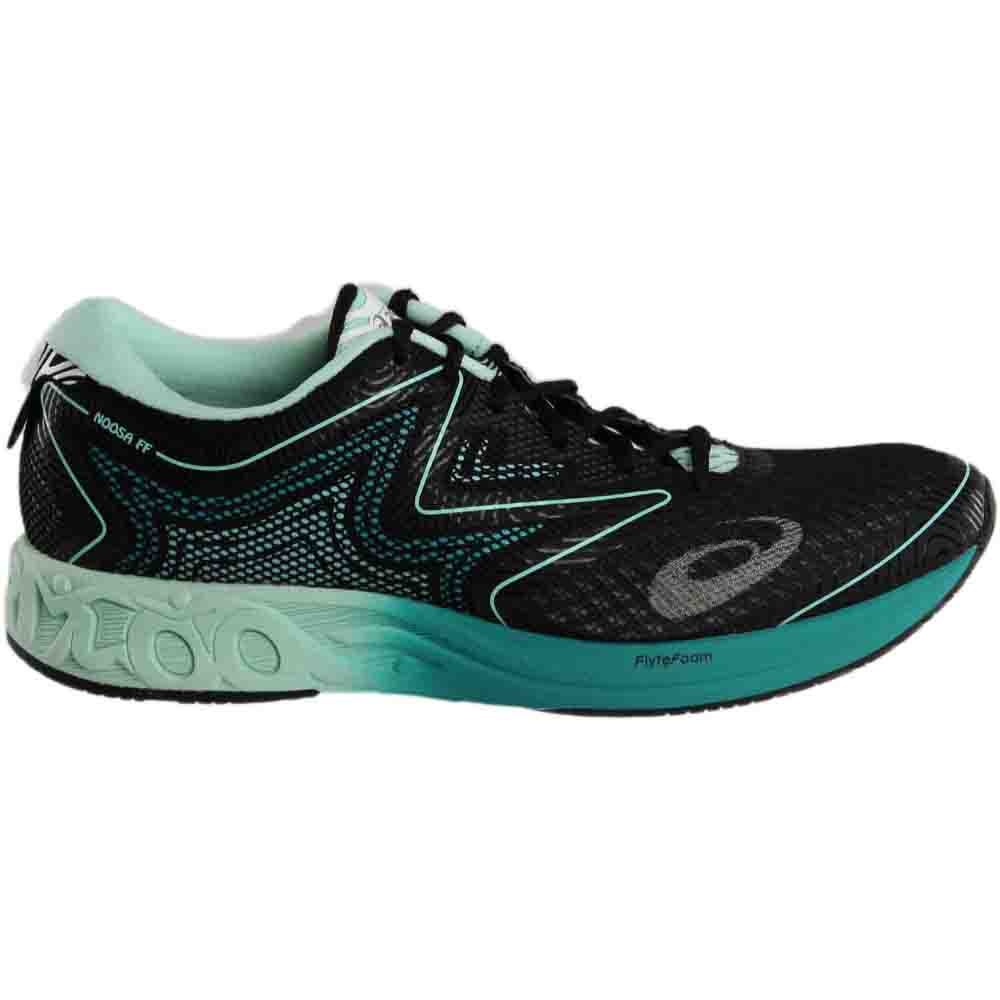 Details about ASICS Noosa FF Running Shoes - Black - Womens f58f7941a099e