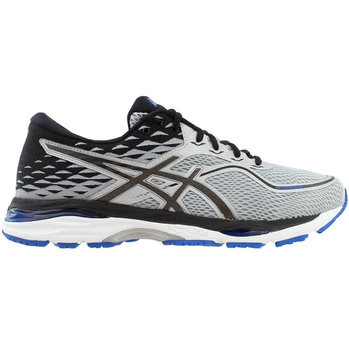 Un evento Paralizar cáncer  ASICS GEL-Cumulus 19 Grey Mens Lace Up Athletic